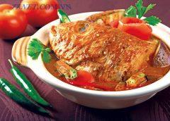 Cà ri cá kiểu Mã Lai