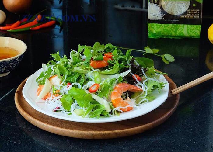 Salad Bún Gạo