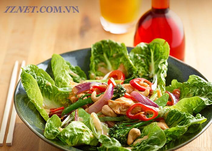Salad Gấc