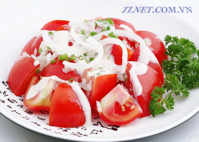 Salad hành tây