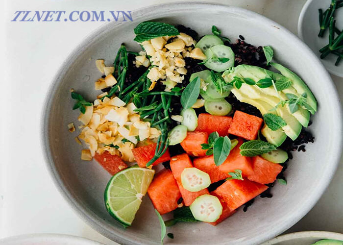 Salad Hương Bạc Hà