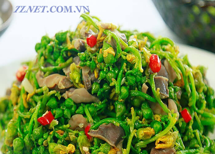 Salad Nụ Mướp