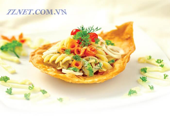 Salad nui trộn