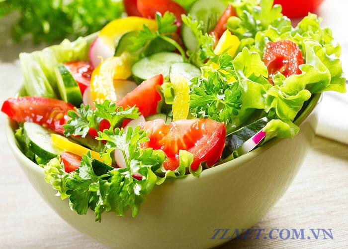 Salad Xoài Sốt Dầu Vừng