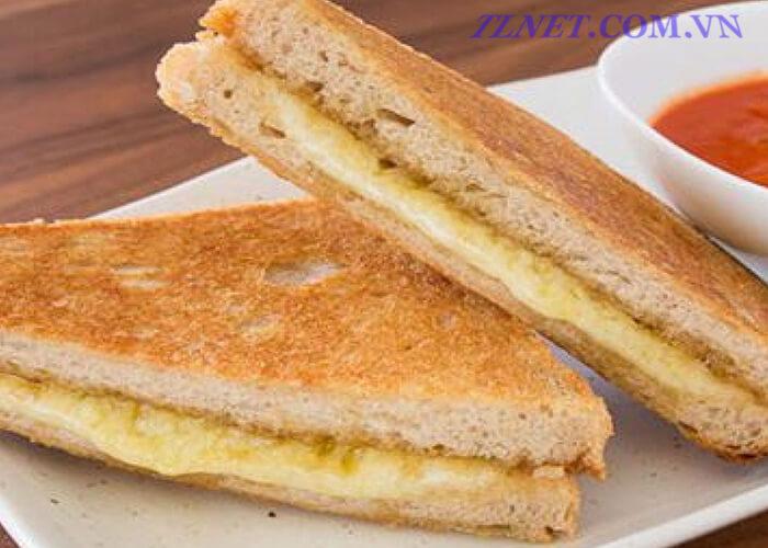 Sandwich Nướng Phô Mai