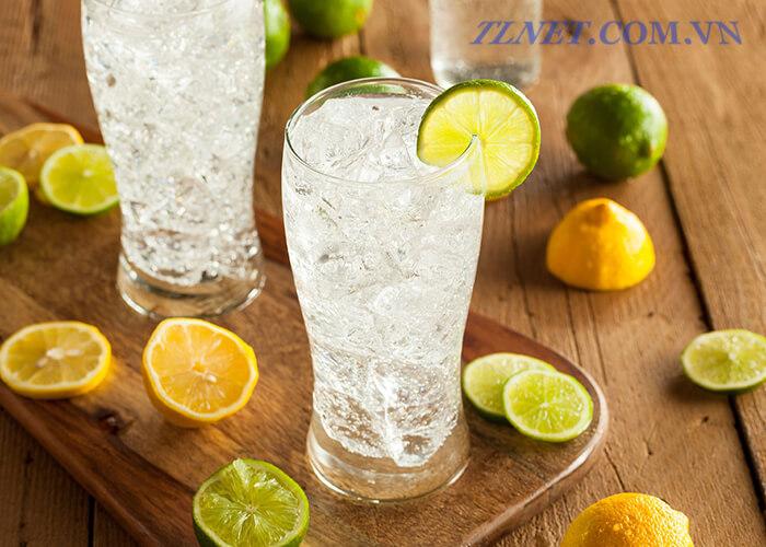 Soda Cam Chanh