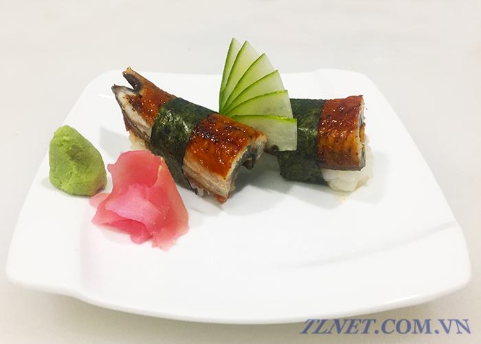 Sushi Lươn Nhật