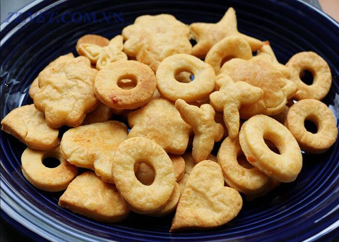 Bánh quy pa-tê