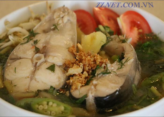 Cá Bống Nấu Chua