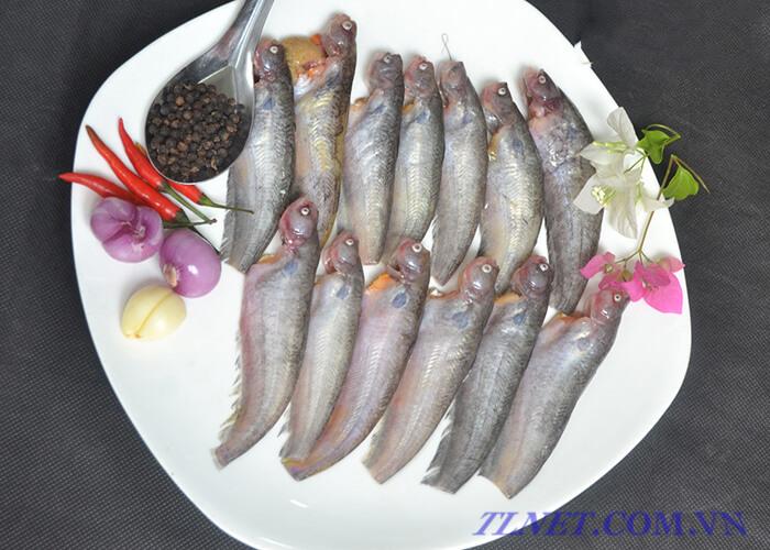 Cá Trèn Kho Nghệ