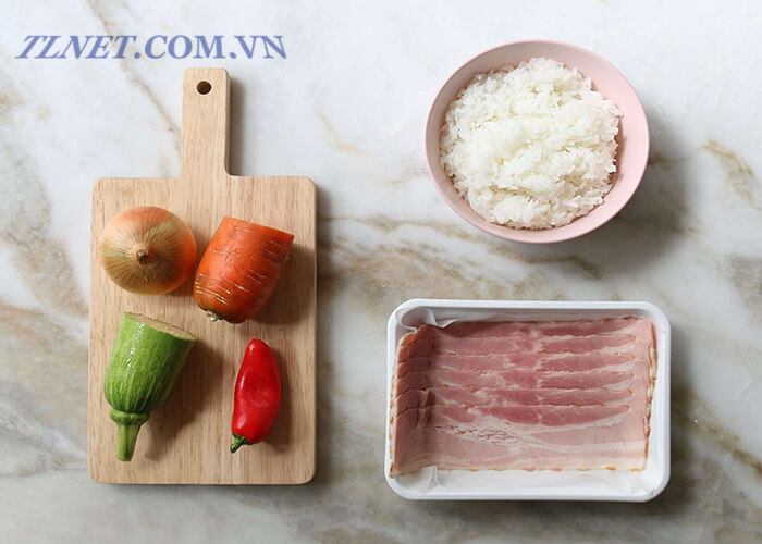 Cơm Nấu Jambon