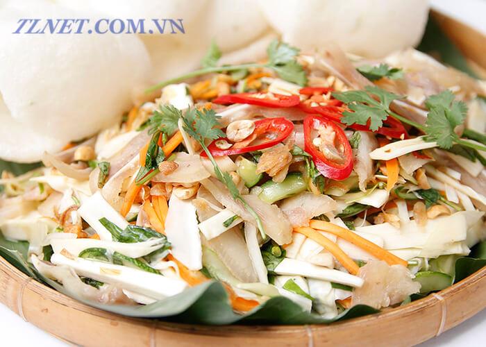 Củ Hũ Dừa Trộn Trai