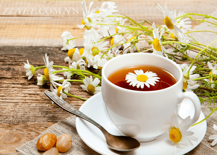La hán quả nấu hoa cúc