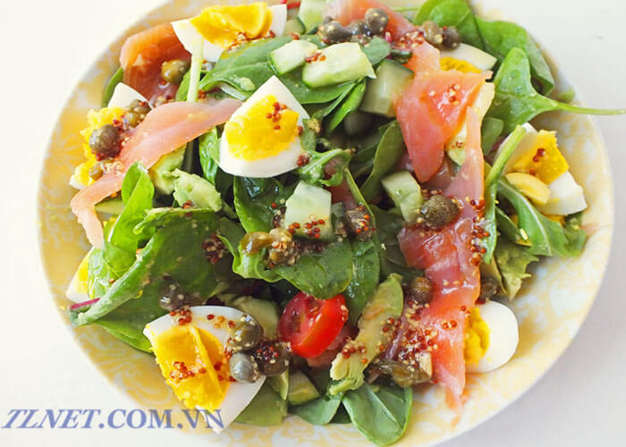 Salad Trứng