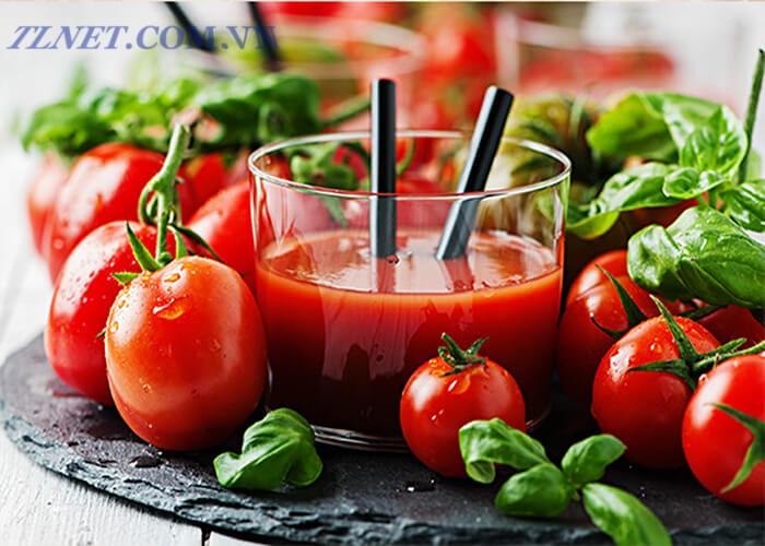 Sinh tố cà chua