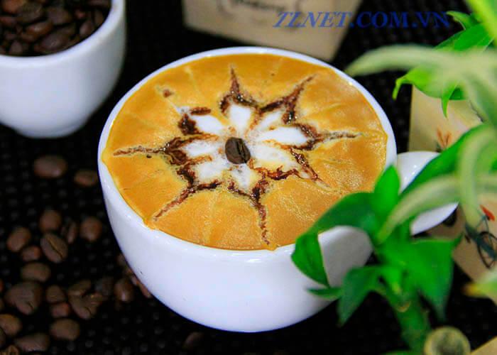 Sinh Tố Đào Café