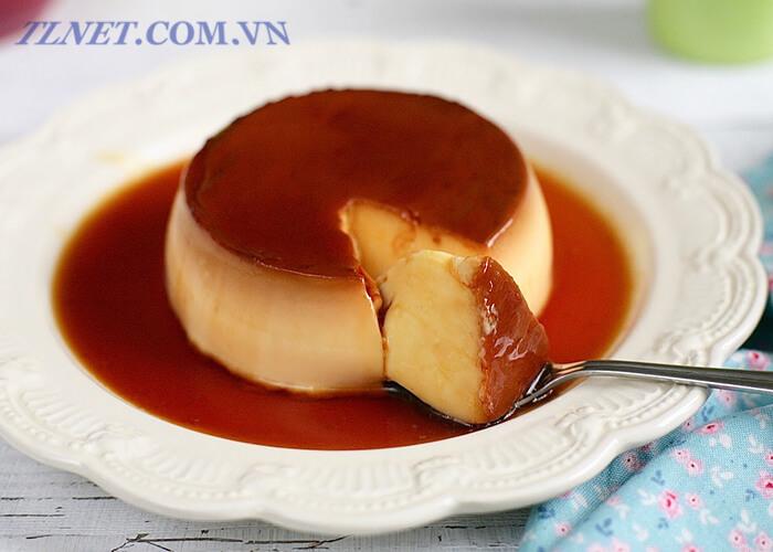 Sốt Caramel Đào