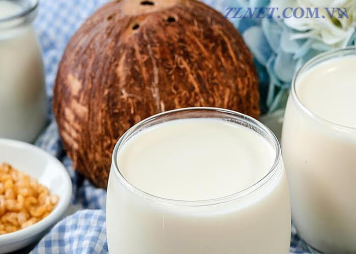 Sữa Đậu Xanh Nước Dừa