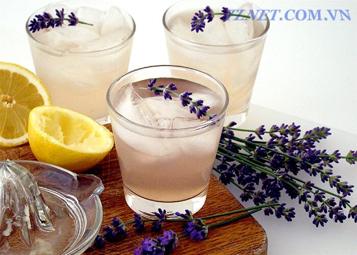 Trà Lavender Chanh