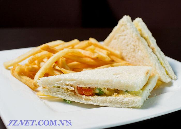 Trứng Sandwich