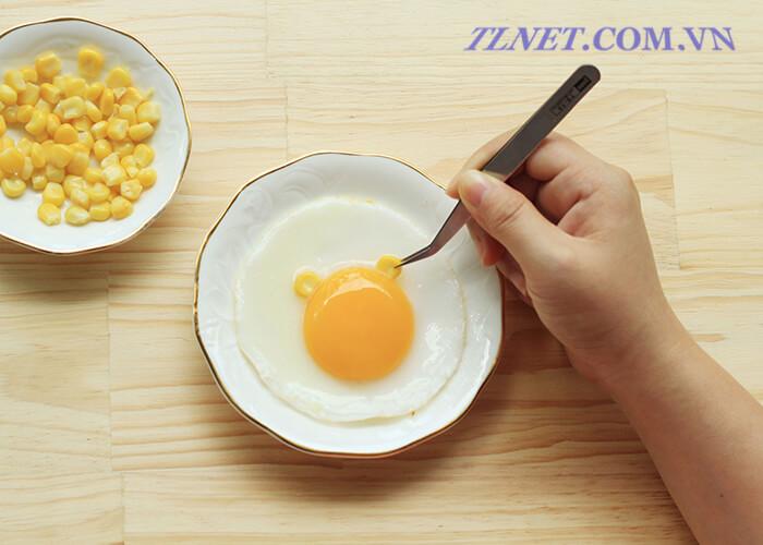 trứng gà chiên