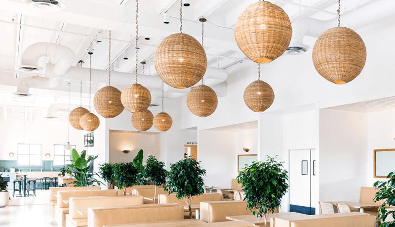 Hãy thiết kế nhà hàng theo phong cách riêng.
